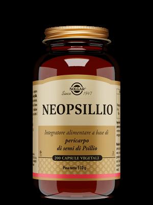 NEOPSILLIO SOLGAR 200 capsule vegetali   Artemisiaerboristeria.it - 2057