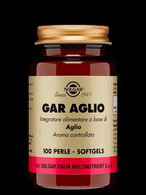 GAR AGLIO 100 perle - softgels | Artemisiaerboristeria.it - 2052