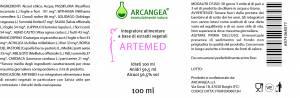 ARTEMED 100 ML 56,5° ESTRATTO IDROALCOLICO | Artemisiaerboristeria.it - 1917