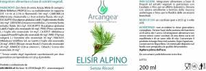 ELISIR ALPINO 200 ML | Artemisiaerboristeria.it - 1966