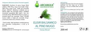 ELISIR BALSAMICO AL PINO MUGO 200 ML | Artemisiaerboristeria.it - 1968