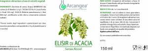ELISIR ACACIA 150 ML | Artemisiaerboristeria.it - 1965