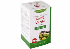 CAFFE' VERDE + FORTE 600 mg 75 COMPRESSE | Artemisiaerboristeria.it - 2220