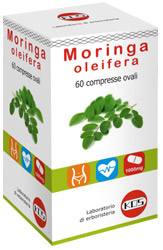 MORINGA oleifera 1000 mg 60 COMPRESSE | Artemisiaerboristeria.it - 2221