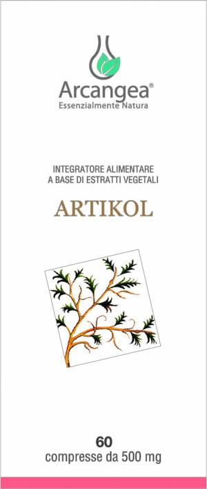 ARTIKOL 60 COMPRESSE | Artemisiaerboristeria.it - 1918