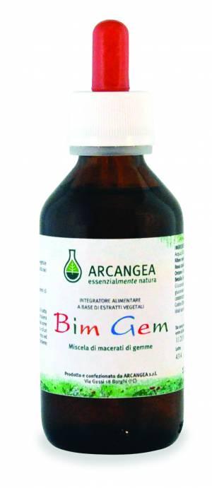 BIM GEM 100 ML 21,08° ESTRATTO IDROALCOLICO | Artemisiaerboristeria.it - 1924