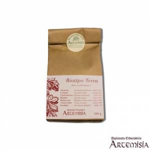 TISANA BIOTIPO TERRA 100 gr. | Artemisiaerboristeria.it - 2105