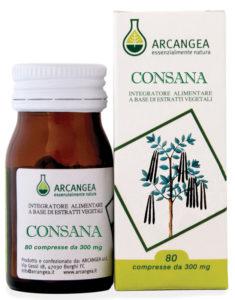 CONSANA 80 COMPRESSE | Artemisiaerboristeria.it - 1940
