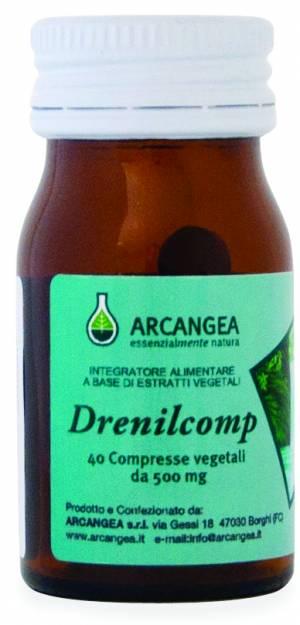 DRENILCOMP 40 COMPRESSE   Artemisiaerboristeria.it - 1962