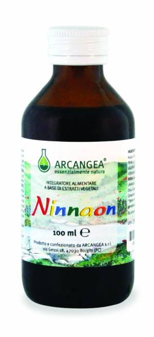 NINNAON SCIROPPO 100 ML | Artemisiaerboristeria.it - 2086