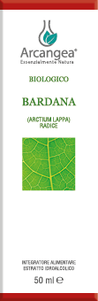 BARDANA RADICE BIO 55° 50 ML ESTRATTO IDROALCOLICO | Artemisiaerboristeria.it - 1615