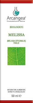 MELISSA BIO 50 ML ESTRATTO IDROALCOLICO | Artemisiaerboristeria.it - 1644