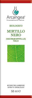 MIRTILLO NERO BIO 50 ML ESTRATTO IDROALCOLICO | Artemisiaerboristeria.it - 1645
