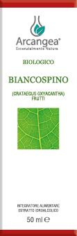 BIANCOSPINO FRUTTI BIO 50 ML ESTRATTO IDROALCOLICO. | Artemisiaerboristeria.it - 1674