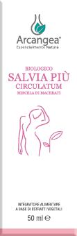 SALVIAPIU' BIO 50 ML 59,88° CIRCULATUM | Artemisiaerboristeria.it - 1685