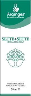 SETTE+SETTE 50 ML ESTRATTO IDROALCOLICO | Artemisiaerboristeria.it - 1736