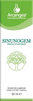 SINUNOGEM 50 ML ESTRATTO IDROALCOLICO | Artemisiaerboristeria.it - 1739
