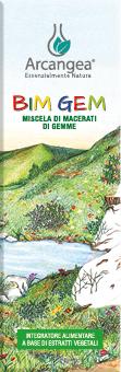 BIM GEM 50 ML 21,08° ESTRATTO IDROALCOLICO | Artemisiaerboristeria.it - 1763
