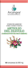 ARTIGLIO del DIAVOLO 60 COMPRESSE | Artemisiaerboristeria.it - 1800