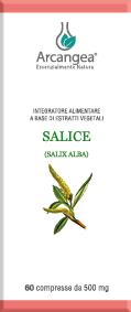 SALICE 60 COMPRESSE | Artemisiaerboristeria.it - 1803