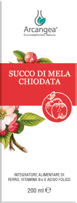 SUCCO DI MELA CHIODATA 200 ML | Artemisiaerboristeria.it - 1826