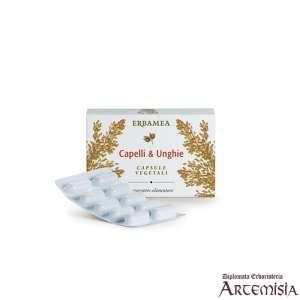 CAPELLI E UNGHIE ERBAMEA 24cps   Artemisiaerboristeria.it - 1262