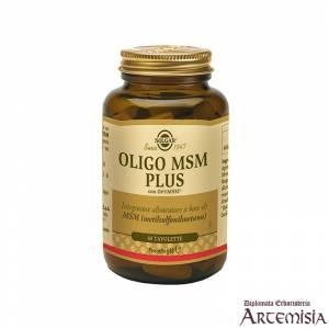 OLIGO MSM PLUS SOLGAR 60tav. | Artemisiaerboristeria.it - 1350