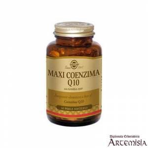 MAXI COENZIMA Q10 SOLGAR 30perle | Artemisiaerboristeria.it - 1367