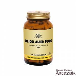 OLIGO ALFER PLUS SOLGAR 90cps | Artemisiaerboristeria.it - 1368