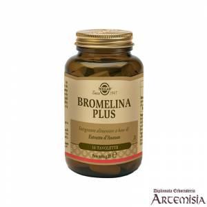 BROMELINA PLUS SOLGAR 30tav. | Artemisiaerboristeria.it - 1371