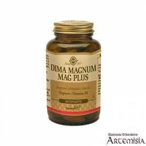 DIMA MAGNUM MAG PLUS SOLGAR 100tav. | Artemisiaerboristeria.it - 1374