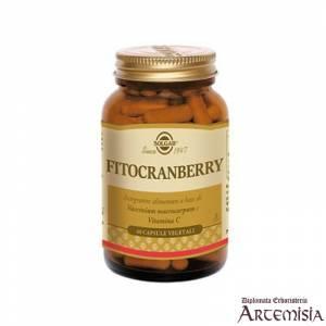FITOCRANBERRY SOLGAR 60cps.veg. | Artemisiaerboristeria.it - 1375