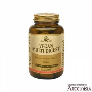 VEGAN MULTI DIGEST MASTICABILE SOLGAR 50tav | Artemisiaerboristeria.it - 1380
