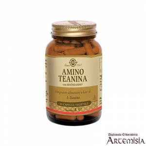 AMINO TEANINA SOLGAR 30cps.veg.   Artemisiaerboristeria.it - 1401
