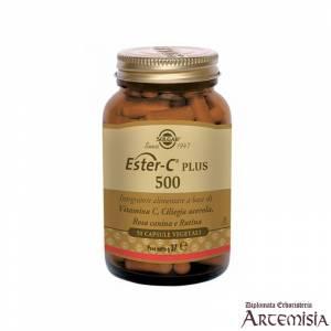 ESTER-C PLUS 500 SOLGAR 50cps. veg. | Artemisiaerboristeria.it - 1407