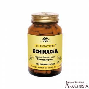 ECHINACEA SOLGAR 100cps.veg. | Artemisiaerboristeria.it - 1409
