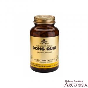 DONG QUAI SOLGAR 100cps.veg. | Artemisiaerboristeria.it - 1418