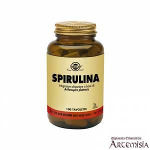 SPIRULINA SOLGAR 30cps.veg. | Artemisiaerboristeria.it - 1424