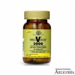 VM-2000 SUPPLEMENT SOLGAR 60tav. | Artemisiaerboristeria.it - 1426