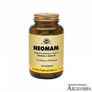 NEOMAM SOLGAR 60tav. | Artemisiaerboristeria.it - 1431