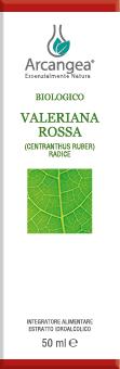 VALERIANA ROSSA BIO 50 ML ESTRATTO IDROALCOLICO  Artemisiaerboristeria.it - 2204