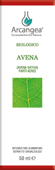 AVENA BIO 50 ML ESTRATTO IDROALCOLICO| Artemisiaerboristeria.it - 1614