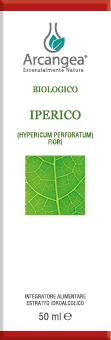 IPERICO BIO 50 ML ESTRATTO IDROALCOLICO  Artemisiaerboristeria.it - 1638