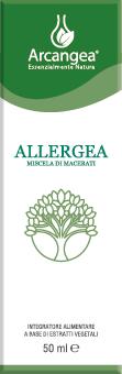 ALLERGEA 50 ML ESTRATTO IDROALCOLICO 49,5°  Artemisiaerboristeria.it - 1766
