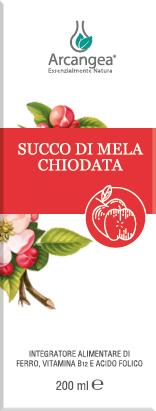 SUCCO DI MELA CHIODATA 200 ML| Artemisiaerboristeria.it - 1826