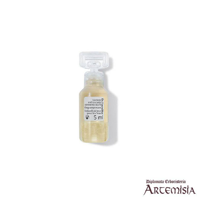 LOZIONE RINFRESCANTE CONTORNO OCCHI DOTT. HAUSCHKA  10x5ML| Artemisiaerboristeria.it - 1437