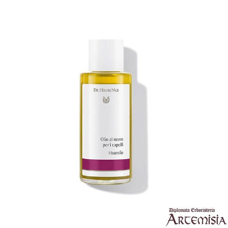 OLIO CAPELLI AL NEEM DOTT.HAUSCHKA 100ML| Artemisiaerboristeria.it - 1453